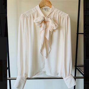 Women's Front Tie Blouse